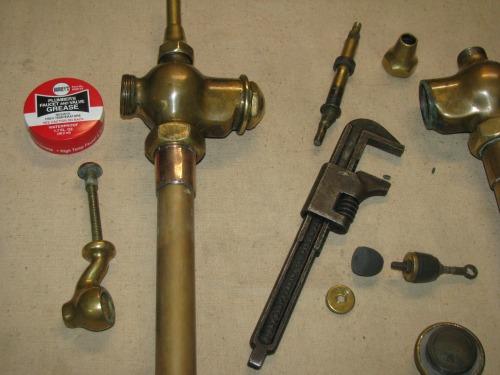 Antique Faucet Parts - Image Antique and Candle Victimassist.Org