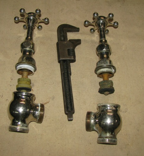 Antique Faucet Repair
