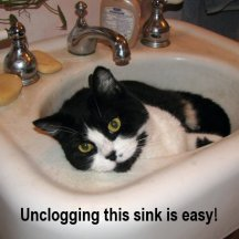 How To Fix A Clogged Bathroom Sink bathroom fix sink drain clogged pics 5 A Slow Or Clogged Bathroom Sink Is Almost Always Caused By Accumulated Hair In The Drain There Are Two Ways To Fix That Clogged Drain